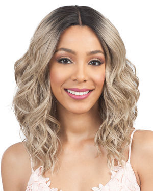 Miriam Lace Front Synthetic Wig by Bobbi Boss