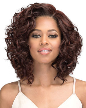 Luana Lace Front Synthetic Wig by Bobbi Boss