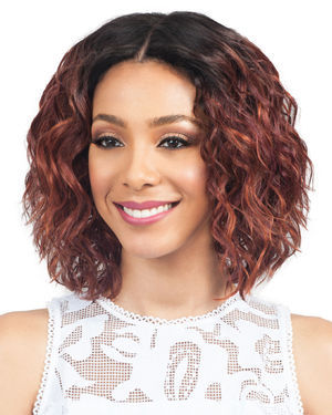 Mazie Lace Front Synthetic Wig by Bobbi Boss