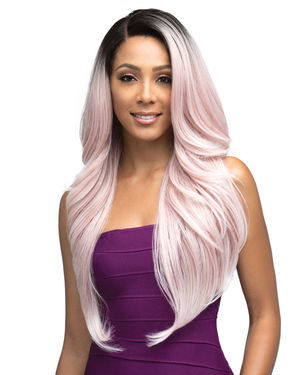 Penelope Lace Front Synthetic Wig by Bobbi Boss