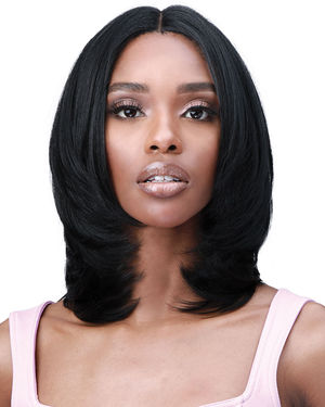 Fago-Lace Lace Front Synthetic Wig by Bobbi Boss