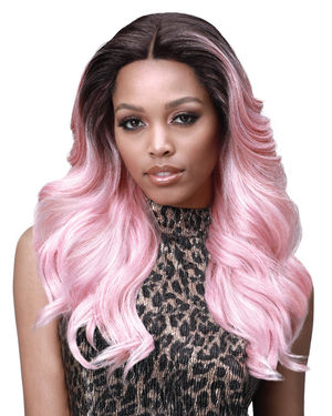 Kylie Lace Front Synthetic Wig by Bobbi Boss