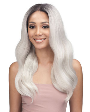 Aaliyah Average/Large Lace Front Synthetic Wig by Bobbi Boss