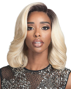 Kirsten Lace Front Synthetic Wig by Bobbi Boss