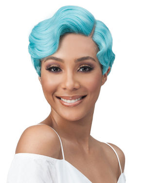 Evonie Lace Front Synthetic Wig by Bobbi Boss