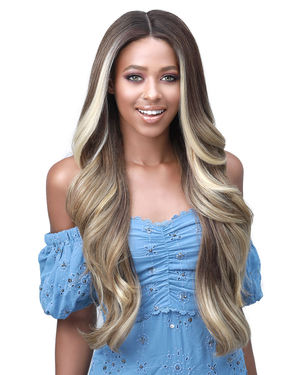 Kasmira Lace Front Synthetic Wig by Bobbi Boss