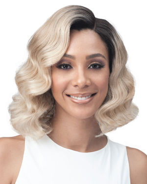Cait Lace Front Synthetic Wig by Bobbi Boss
