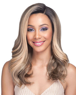 Draya Lace Front Synthetic Wig by Bobbi Boss