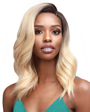 Valencia Lace Front Synthetic Wig by Bobbi Boss