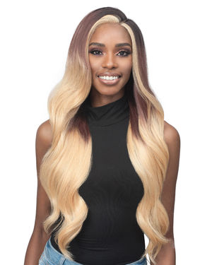Ashlyn Lace Front Synthetic Wig by Bobbi Boss
