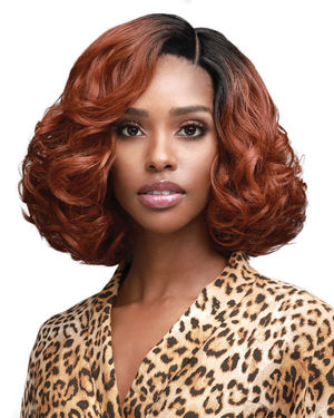 Cindy Lace Front Synthetic Wig by Bobbi Boss