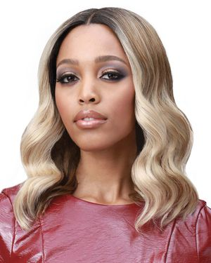Amber Lace Front Synthetic Wig by Bobbi Boss