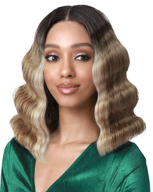 Faith Average/Large Lace Front Synthetic Wig by Bobbi Boss