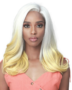 Fayre Average/Large Lace Front Synthetic Wig by Bobbi Boss