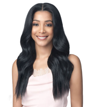 Evangeline Average/Large Lace Front Synthetic Wig by Bobbi Boss