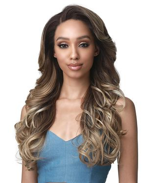 Wendy Average/Large Lace Front Synthetic Wig by Bobbi Boss