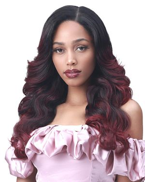 Cynthia Average/Large Lace Front Synthetic Wig by Bobbi Boss