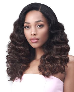 Zuelia Average/Large Lace Front Synthetic Wig by Bobbi Boss