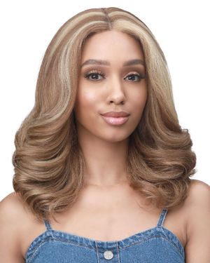 Melody Lace Front Synthetic Wig by Bobbi Boss