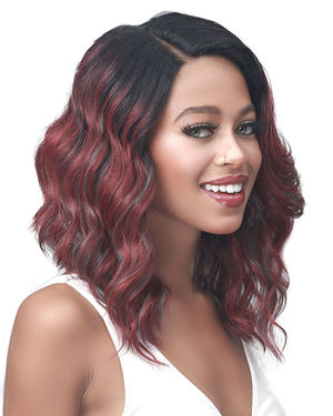 Henna Lace Front Synthetic Wig by Bobbi Boss