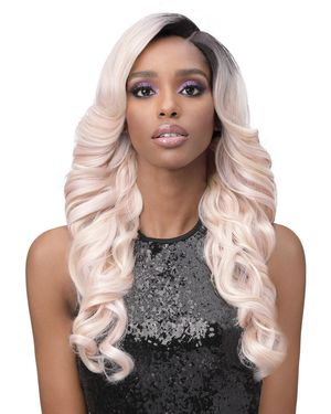 Monica Lace Front Synthetic Wig by Bobbi Boss