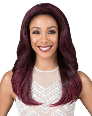 Lilian Lace Front Synthetic Wig by Bobbi Boss