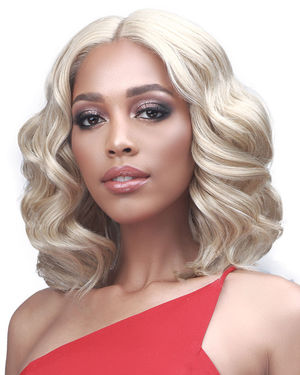 Dara Lace Front Synthetic Wig by Bobbi Boss