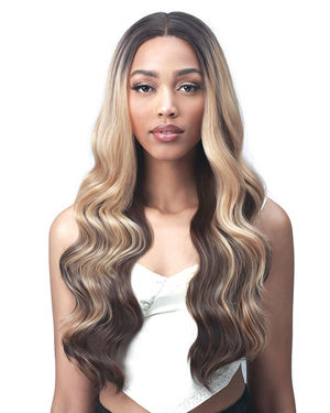 Rosewood Lace Front Synthetic Wig by Bobbi Boss