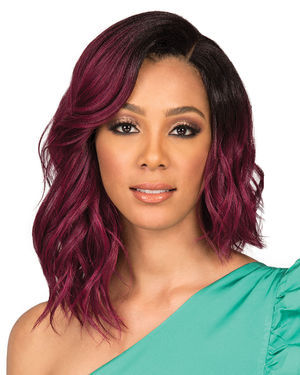 Nya Love Lace Front Synthetic Wig by Bobbi Boss