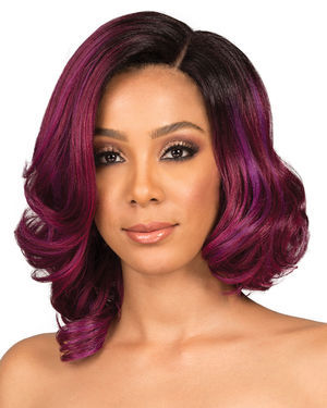 Nya Hope Lace Front Synthetic Wig by Bobbi Boss