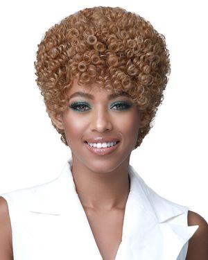 Roberta Human Hair Blend Wig by Bobbi Boss