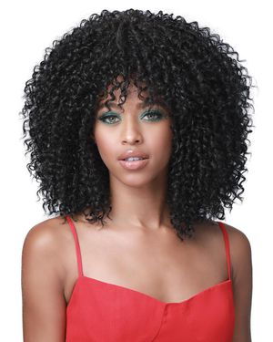 Tina Human Hair Blend Wig by Bobbi Boss