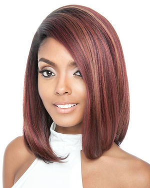 Cosmo Lace Front Human Hair Blend Wig by Brown Sugar