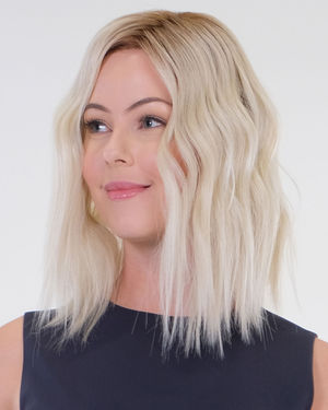 Stumptown Lace Front & Monofilament Part Synthetic Wig by Belle Tress