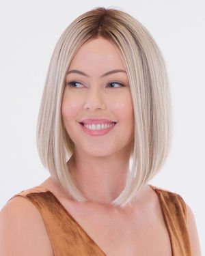 Ceremony Lace Front & Monofilament Part Synthetic Wig by Belle Tress