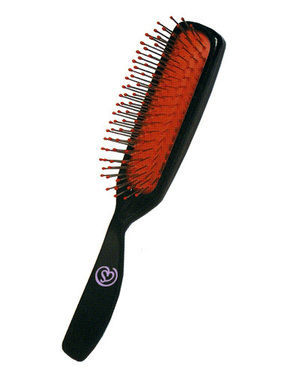 Wig Wire Brush with Poly Tips