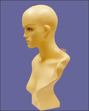Mannequin MQ108F (USED) Hair Care Products
