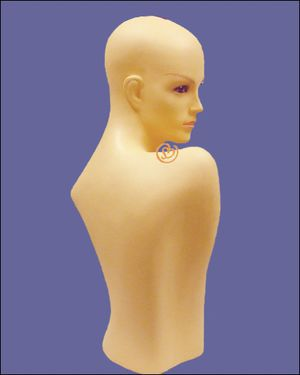 Mannequin MQ109F (USED) Wig Supplies