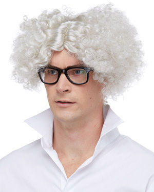 Mad Scientist Costume Wig by Characters