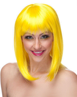 Doll Costume Wig by Characters