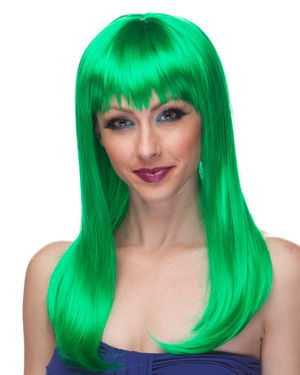 Classy Costume Wig by Characters