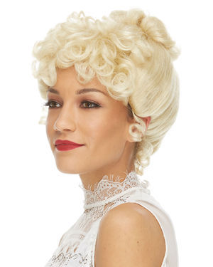 Gibson Girl Costume Wig by Characters