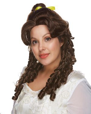 Belle Costume Wig by Characters
