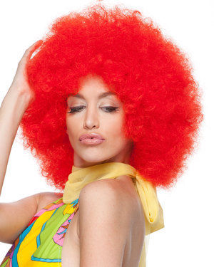 Clown Costume Wig by Characters