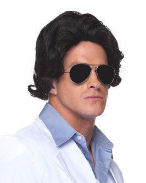 70s Layer Male Costume Wig by Characters