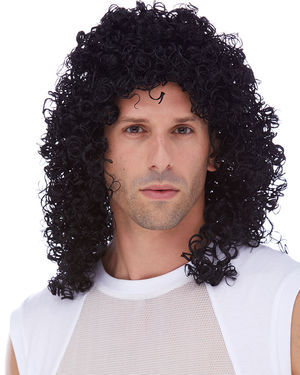 Curly Costume Wig by Characters