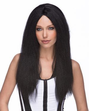 20 inch Parted Costume Wig by Characters