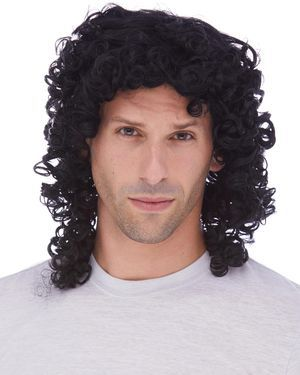 Curly Character Costume Wig by Characters