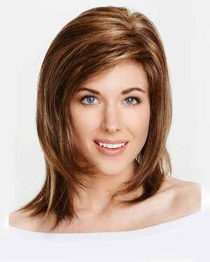 Hollywood Monofilament Synthetic Wig by Dream USA
