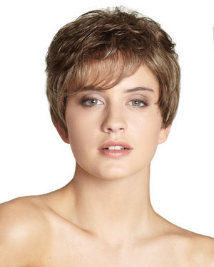 Petite Bay Monofilament Synthetic Wig by Dream USA